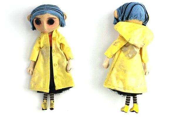 Coraline Prop Replica Doll Neatorama