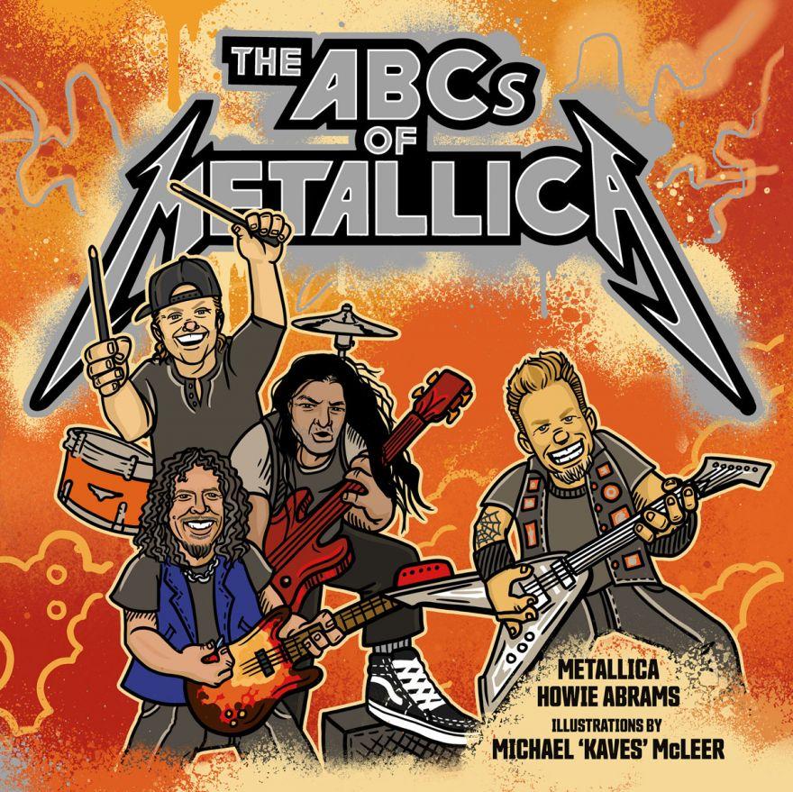 Metallica Releases a Children's Book