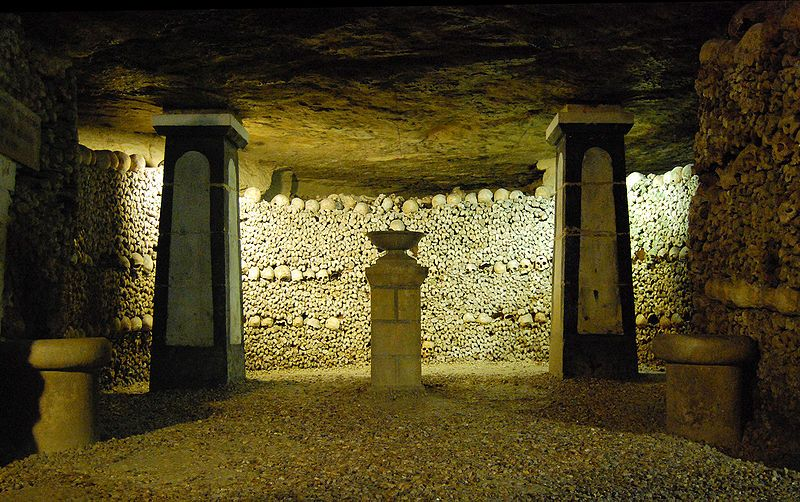 Exploring the Catacombs of Paris