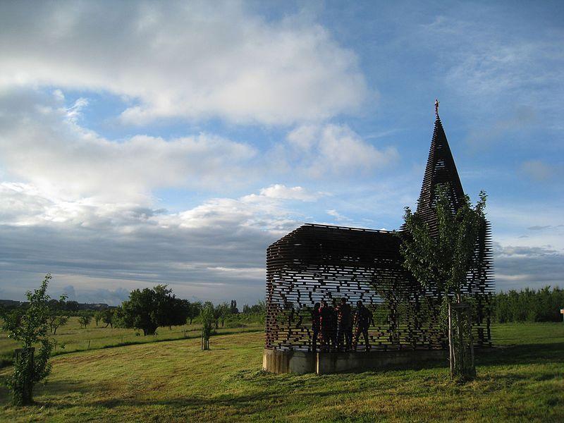 The Transparent Church of Belgium