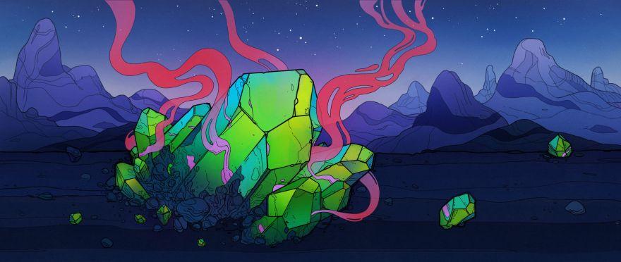 Dark Matter Under A Rock
