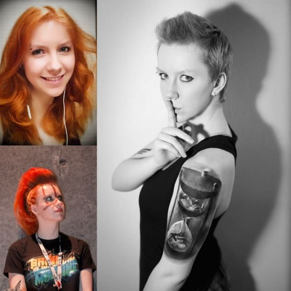 Before And After Pics Of Extreme Haircut Transformations Neatorama