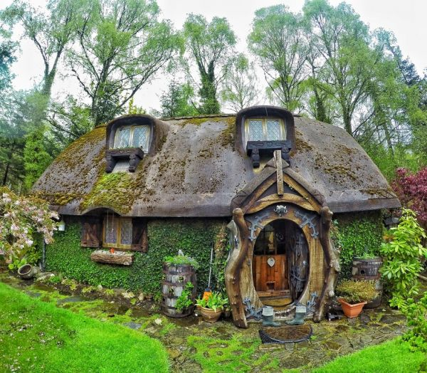 Hobbit House Inside And Out Neatorama