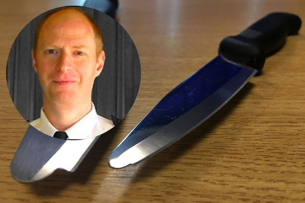 Police Helping Domestic Violence Victims by Handing Out Blunt Knives to Reduce Stabbings