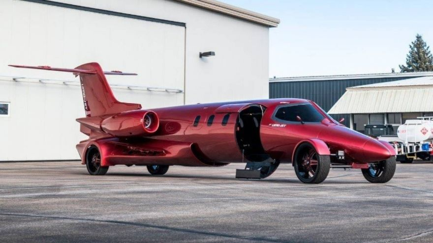 The Ultimate Private Jet/Limousine