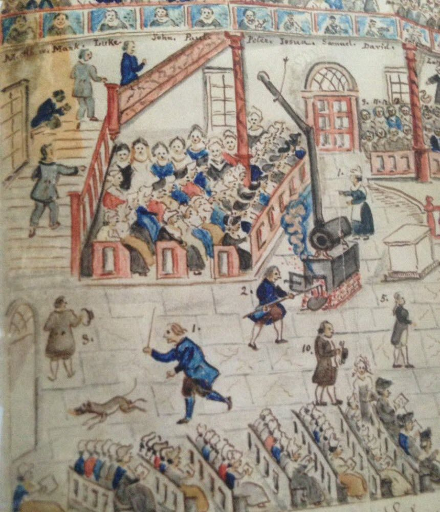 Forgotten Jobs In 16th-Century England: The Dog Whipper and Sluggard Waker