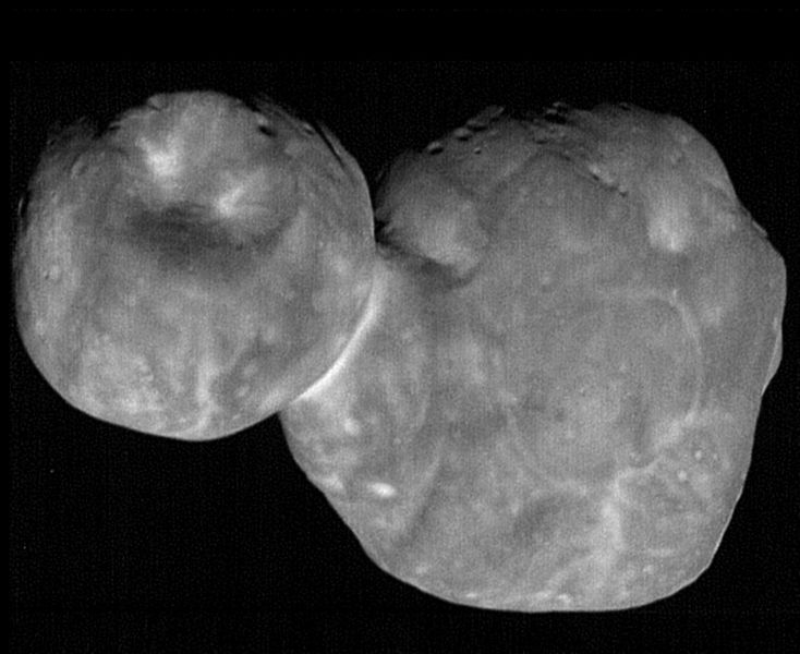 Another Look at Ultima Thule