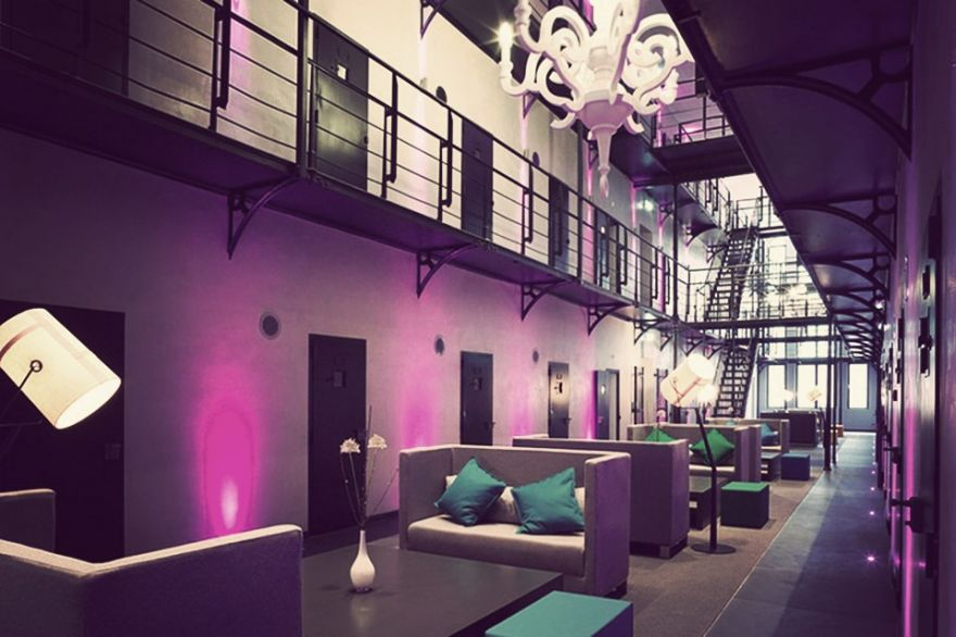 Dutch Prisons are Being Converted into Hotels and Apartments Due to Lack of Prisoners