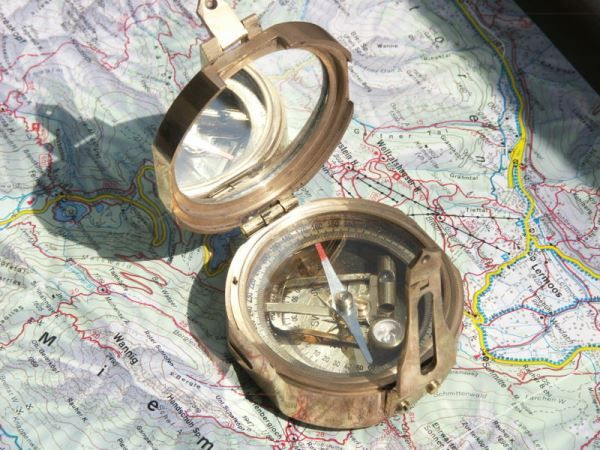 A Biological Magnetic Compass Exists