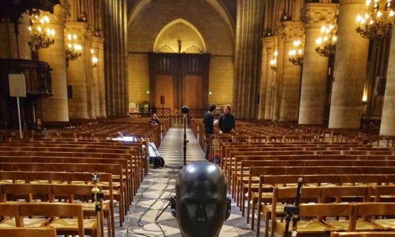 It's Possible to Not Only Rebuild Notre Dame, But Its Acoustics, Too