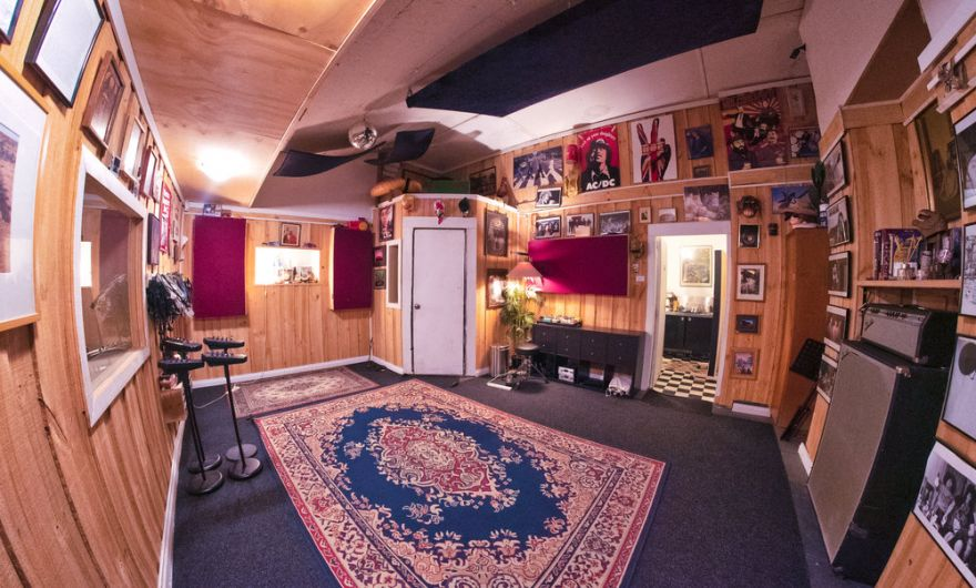 Incinerator Turned Recording Studio: The Story Behind Thebarton's Second Chance at Life