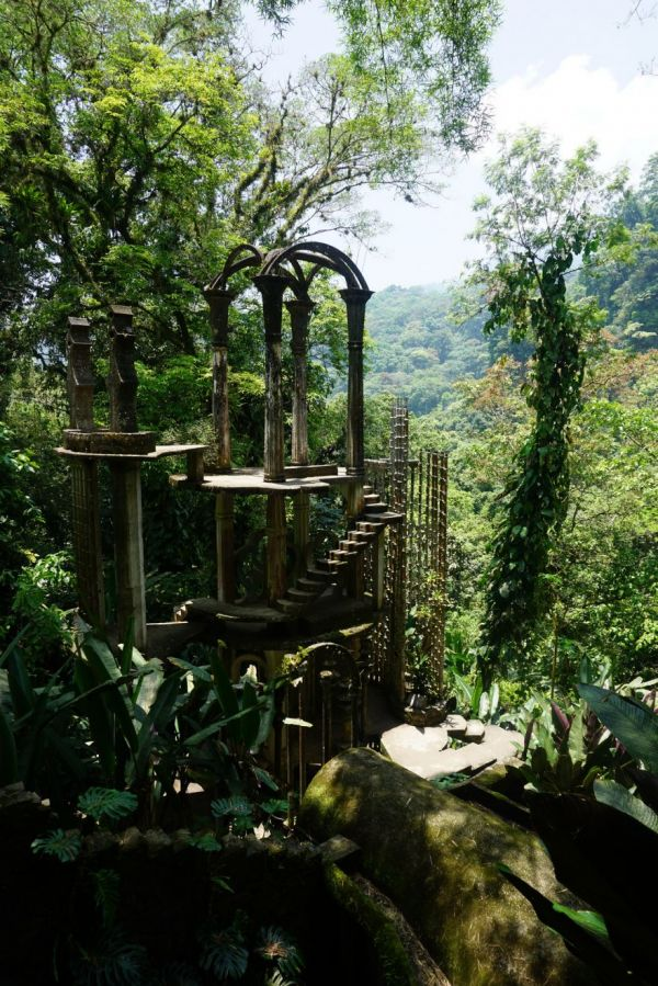 Las Pozas and Other Gardens of Earthly Delights