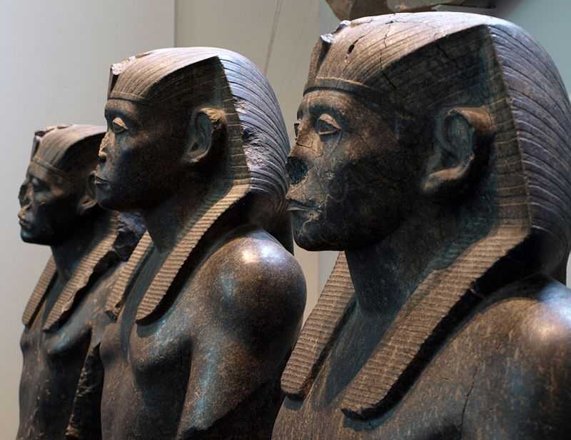 Broken Noses of Egyptian Statues Explained