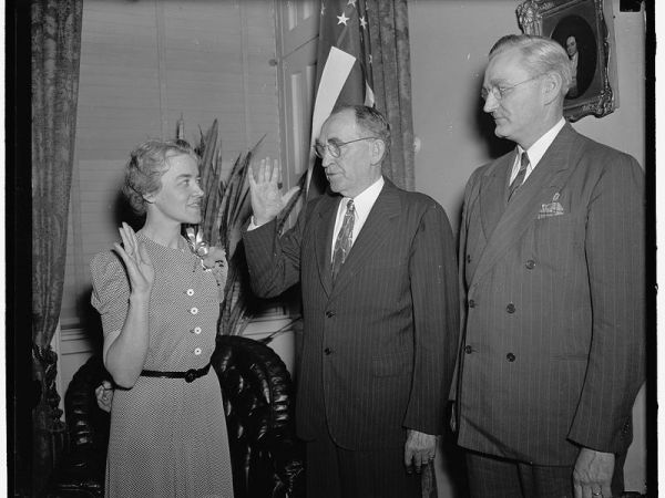The History of Wives Replacing Their Dead Husbands in Congress