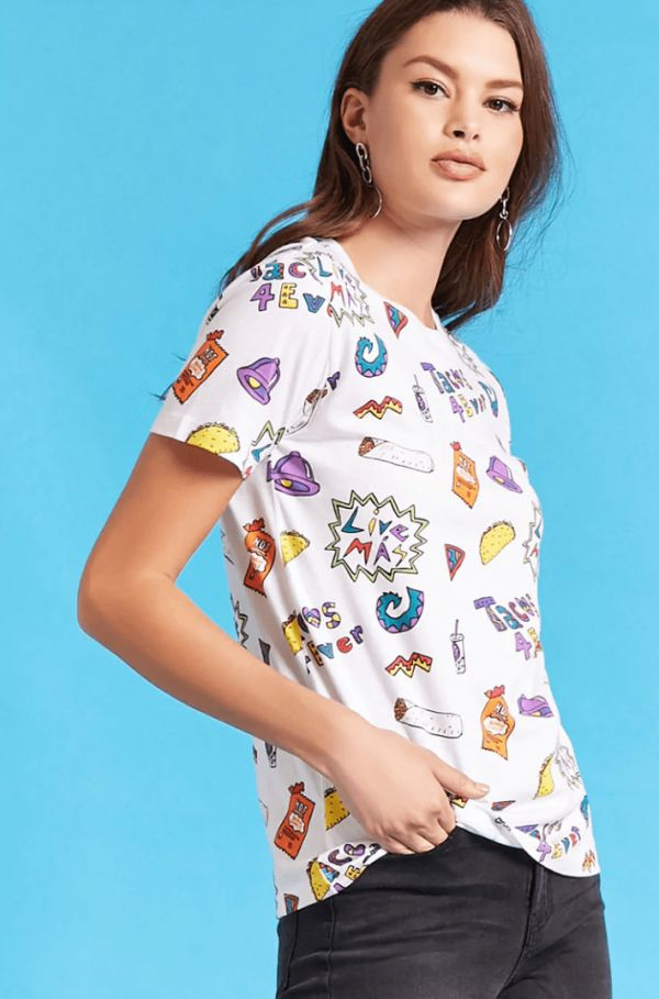 Taco Bell S New Clothing Line Is Way Fresher Than Their Food Neatorama