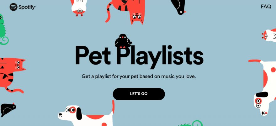Make Sure To Play This Spotify Playlist When You Leave Your Dog At Home