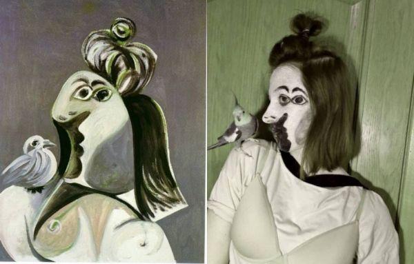 Homemade Picasso