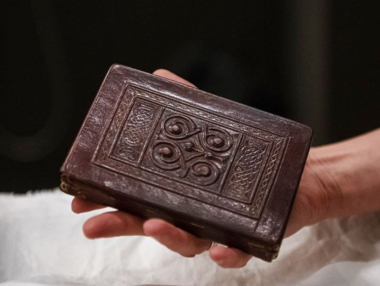These Are The Only Four Surviving Original Manuscripts of Poetry in Old English
