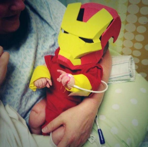 Baby Iron Man Costume Neatorama