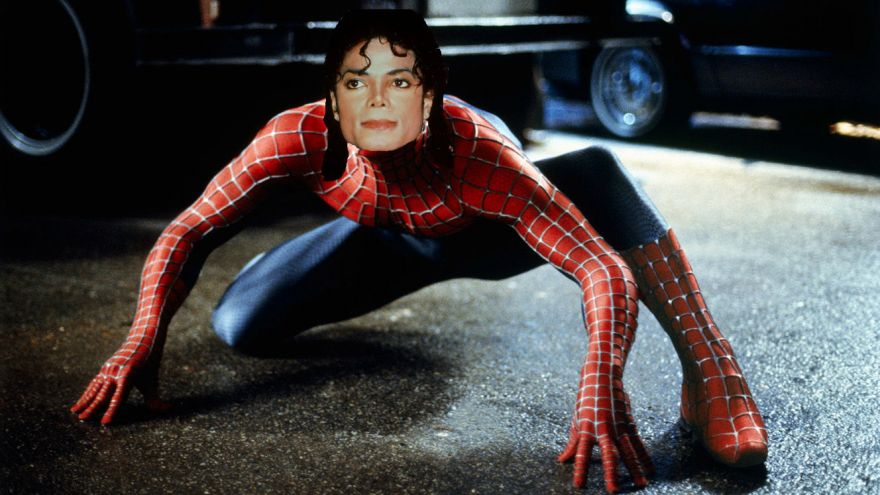 The King of Pop Was A Wannabe Spider-Man!