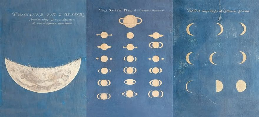 Maria Clara Eimmart: The Astronomer-Artist of 17th Century