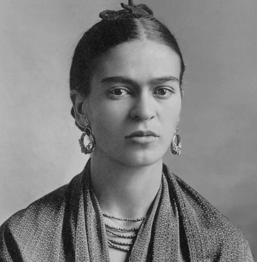 What Frida Kahlo's Voice Sounds Like, Probably
