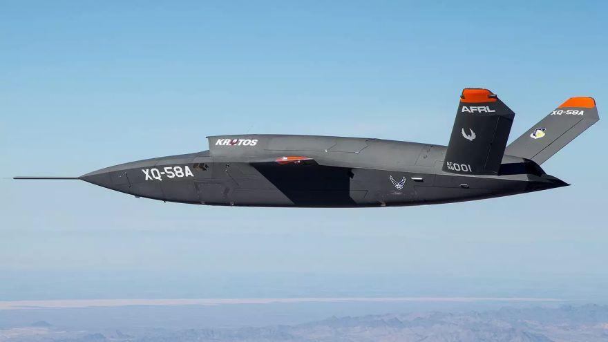 Skyborg: USAF's Future Digital Co-Pilot