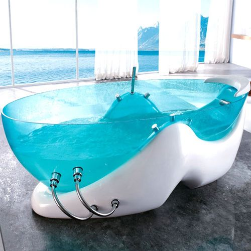 The Massage Tub Of Future
