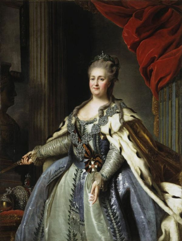 The First (and Last) Woman to Rule Russia