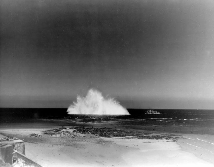 A 1972 Solar Storm Set Off 4,000 Sea Mines