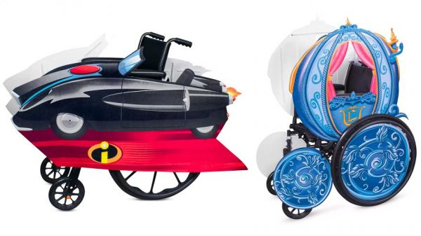 Disney Debuts Wheelchair Covers and Adaptive Costumes