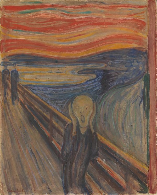 The Misunderstanding of The Scream by Edvard Munch