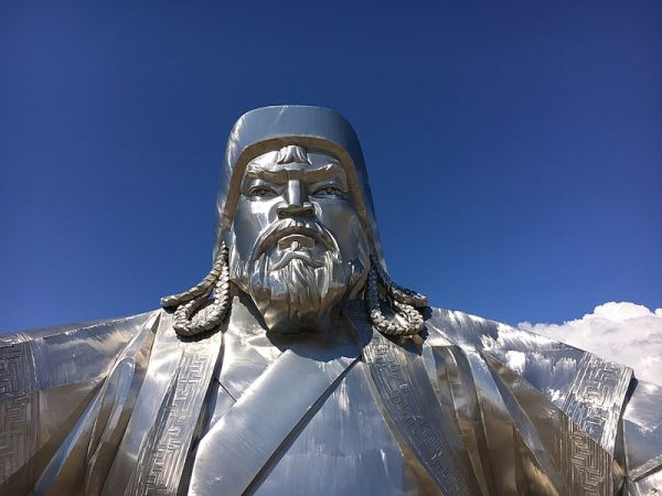 The Lost Tomb of Genghis Khan