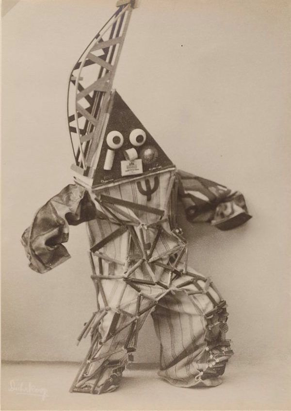 Incredible Expressionist Dance Costumes from the 1920s