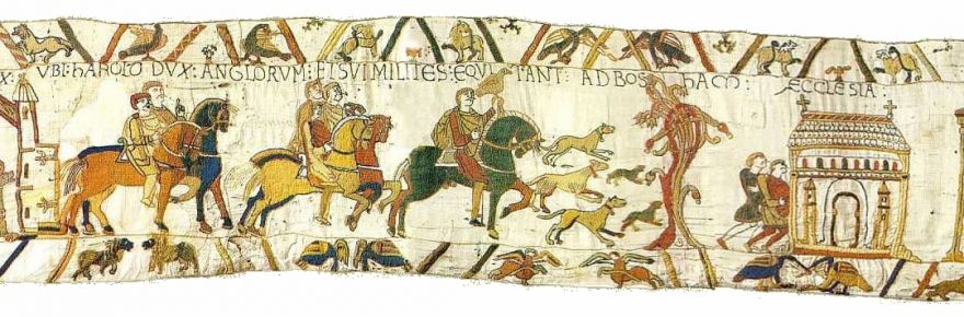 The Bayeux Tapestry, Digitized