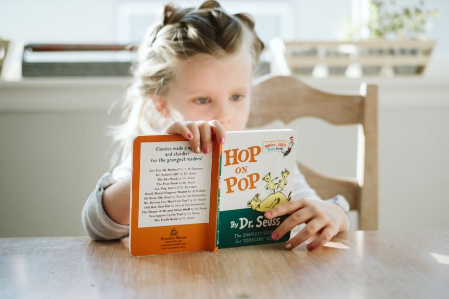 Taking Inspiration and Design Ideas from Children's Books