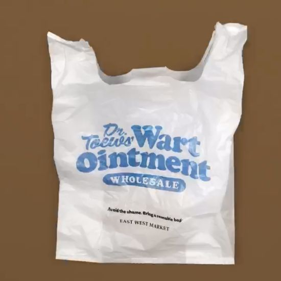 A Canadian Store's Creative Tactic to Make You Bring Your Own Tote Bag