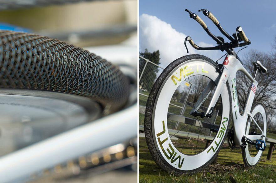 The Bike Tires That Last A Lifetime