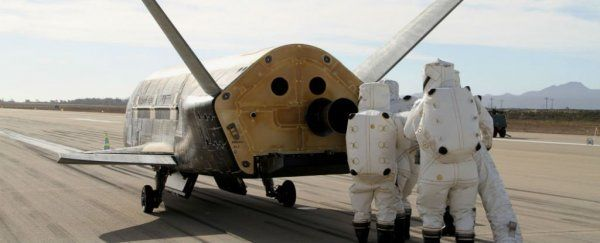 A Mysterious Space Plane Has Been On Orbit Around Earth For 719 Days For Some Unknown Reason