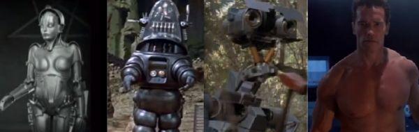 An Evolutionary Study of Movie Robots
