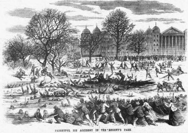 The Regents Park Skating Tragedy