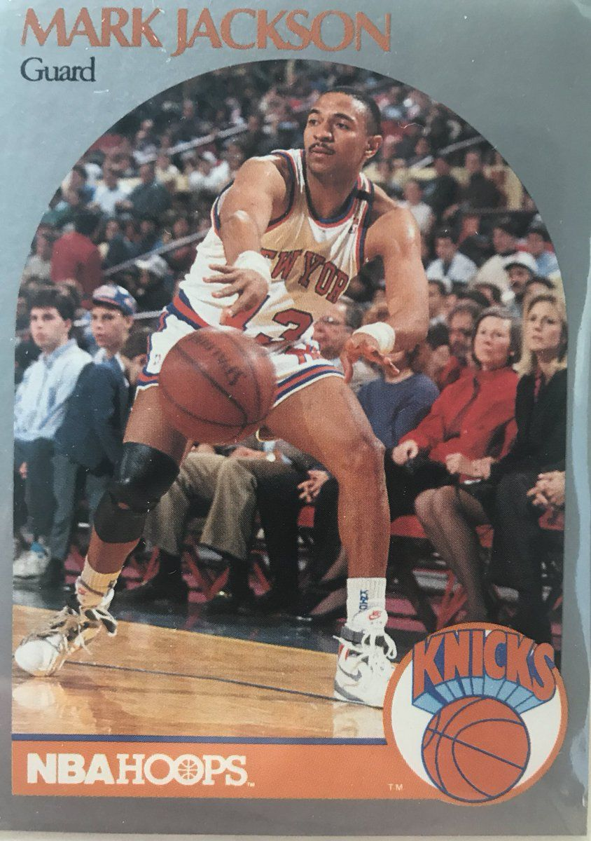 The Menendez Brothers Make Cameo Appearance on Mark Jackson Trading Card