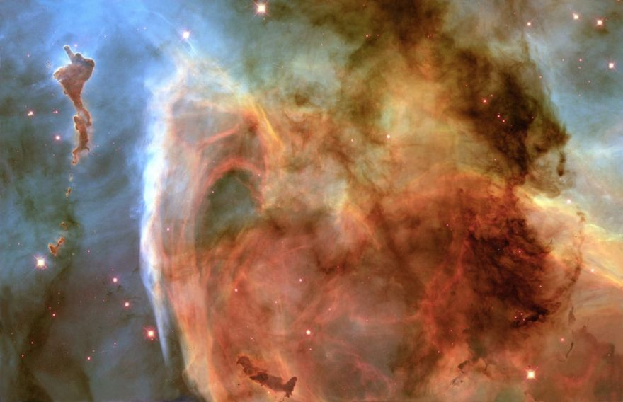 Timelapse Video Shows What the End of the Universe Might Look Like