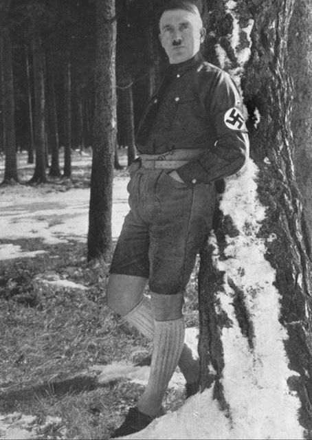 Jew Detector: The Hitler Trollface And Other Photos Banned By The Nazis