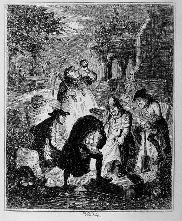 5 Rules EVERY Body Snatcher Should Follow