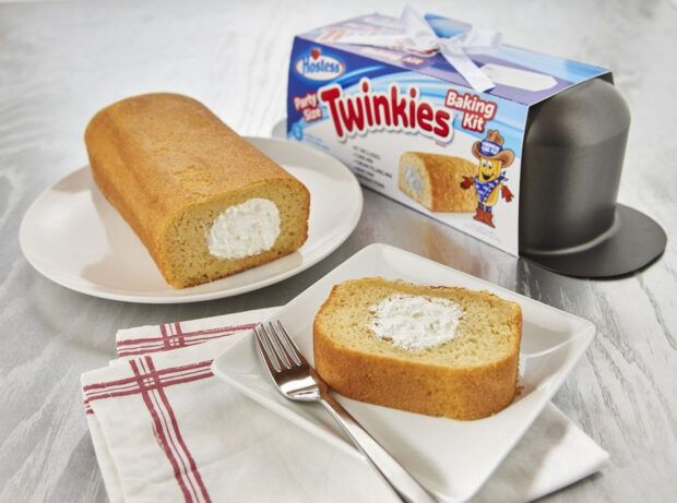 Its A Giant Twinkies Baking Kit