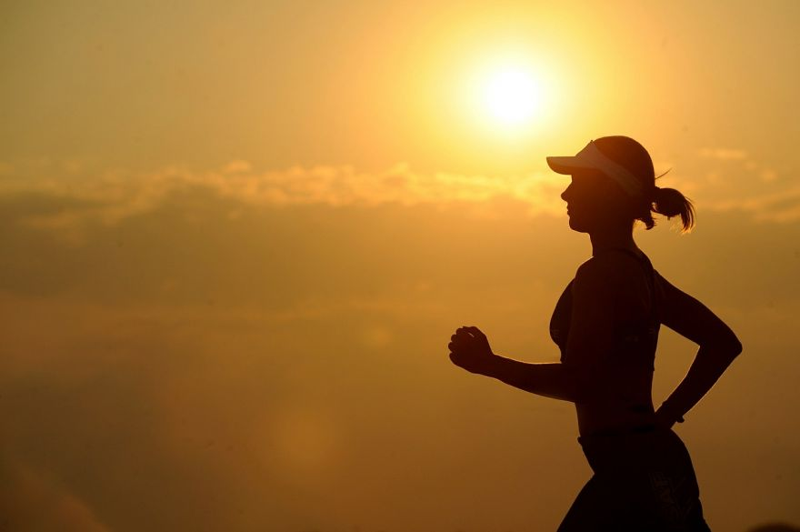 The Woman Who Plans To Run Forever