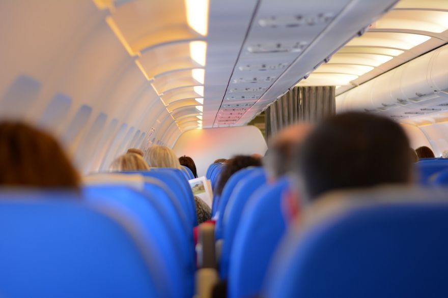 How To Avoid Catching Illness On Your Flight