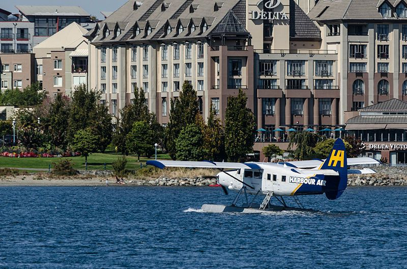 Harbour Air Plans to Have An All Zero-Emissions Fleet