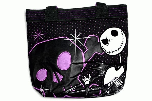 c1524b1c71 Jack Skellington Tote Bag